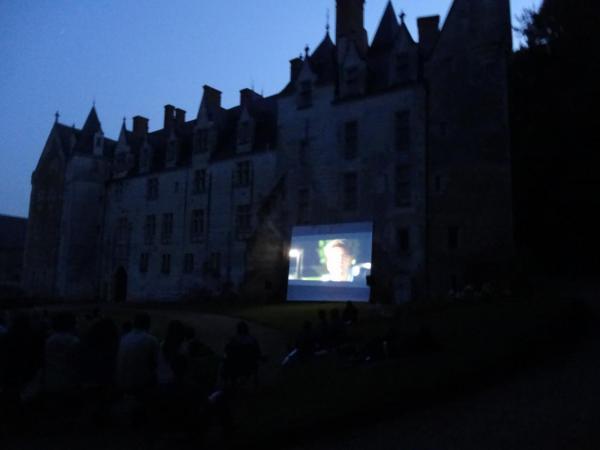 Cinéma de plein-air