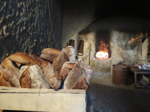 Remise en route des fours à pain