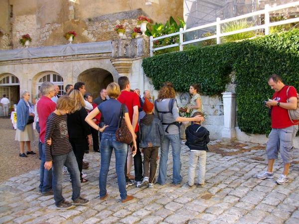 Journées Européennes du patrimoine septembre 2012