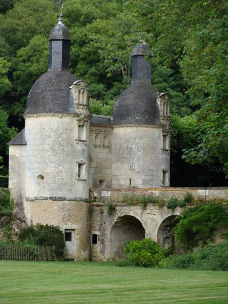 Poterne d'entrée classée Monument Historique