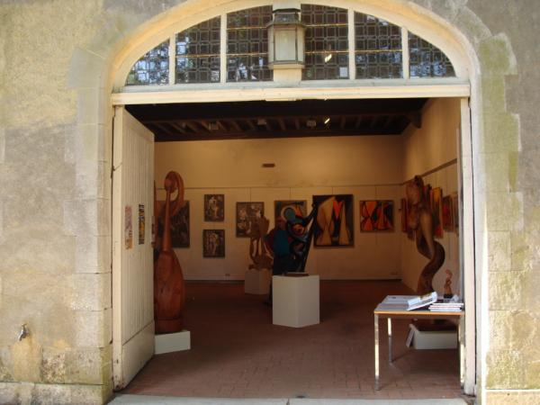Festival d'arts plastiques (juillet et août)