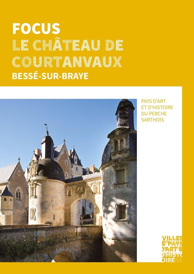 Focus - Château de Courtanvaux